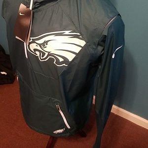 e3a27c4d1 Nike Jackets   Coats - NIKE NFL lightweight Fly Rush Jacket Eagles